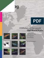 Aqualog - Killifishes of the World - Old World Killis I