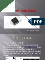 Triac and Diac