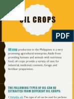Oil Crops PPT