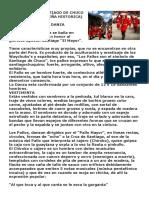 Los Pallos de Santiago de Chuco Historia