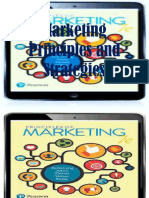 Chapter 1 Marketing Principles and Strategies