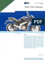 Dominar 400 Spare Parts Catalogue