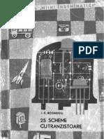 25 Scheme Cu Tranzistoare