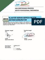 Skema sertifikasi