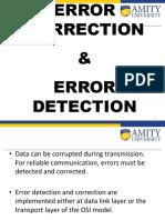 Error Detect