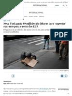 Sem-teto_ Nova York Gasta 89 Milhões de Dólares Para 'Exportar' Sem-teto Para o Resto Dos EUA _ Internacional _ EL PAÍS Brasil