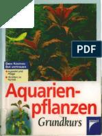 Aquaristik Aquarium Pflanzen - Aquarienpflanzen Grundkurs