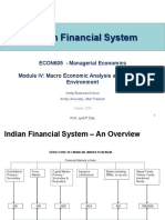 4.Indian Financial Systems