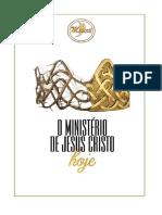 o Ministério de Jesus