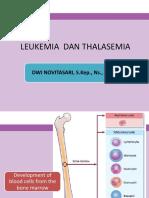 PPT leukimia dan Thalasemia