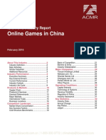 6221 - Online Games in China. IBISWorld Industry Report