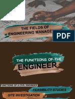 Function of engineering