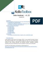 CartONG Tutorial KoboToolBox DataAnalyser FR