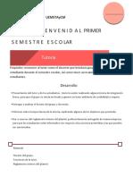 ANEXO 1 - TUTORÍAS PRIMER SEMESTRE W