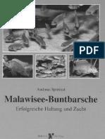 Aquarium Cichliden - Andreas Spreinat - Malawisee-Buntbarsch - Erfolgreiche Haltung Und Zucht