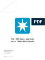 ISO14001 Step by Step Guide APMM Vessels
