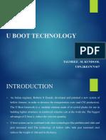 u Boot Technology
