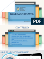 Navegadores Web-Tania Tovar