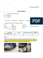 RIG 92 TDS  Canrig 1250 AC Service Report 26.06.2019 .docx