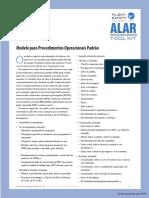 Modelo Procedimento Operacional Padrao ( SOP ).pdf