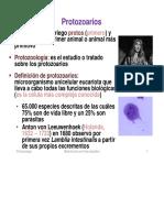 Clase 9 Protozoarios