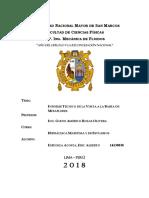 Informe Bahia de Miraflores