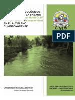 Libro Aspectos Bioecologicos Del Capitan de La Sabana
