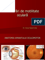 Tulburari de motilitate oculara 2019 - RO.ppt