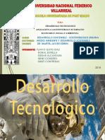 Desarrollo Tecnologico - Trabajo Final - Doctorado