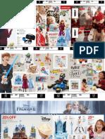 J.C. Penny 2019 Toy Catalog