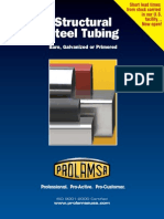Structural Steel Tubing