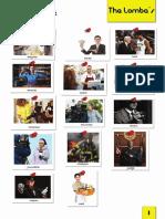 Flashcards - Jobs