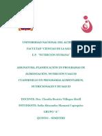 ALEXANDRA Planificacion