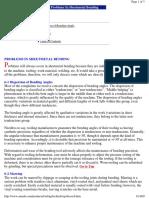 Sheet Metal Probelm Bending