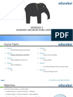 02 Hadoop Architecture And HDFS
