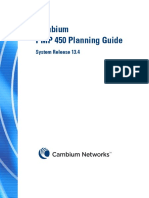 Planning Guide PMP450i Cambium