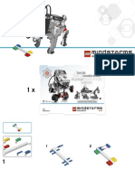 manual de robot perro ev3