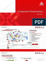 Corporate Presentation Aug 2019