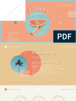 PowerPointHub-Summer Template