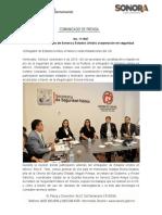 04-11-19 Fortalecen Gobierno de Sonora y Estados Unidos cooperación en seguridad