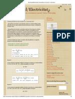 Electricidad_ Formula Para Desequilibrios de Tensión e Intensidad