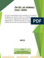 Presentacion Ohsas 18000 As