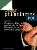 Design Philanthropy