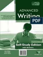 Advanced Writing Self Study Guide