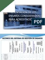 Capacitación Laboratorios Acreditados SAE ISO/IEC 17025