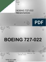 the 727-022 pressentation
