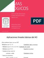SISTEMAS ANALOGOS lineales.pdf