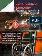 Transporte Público Medellín