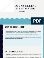 Job counselling and Mentoring.pptx