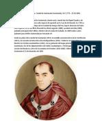 Biografia de Jose Casildo y Frencisco Cabrera